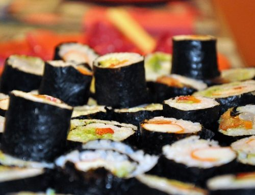 Get More Iron in Your Diet With Seaweed